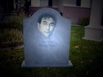 Dokis tombstone